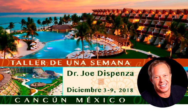 Dr Joe Dispenza, Cancún, México